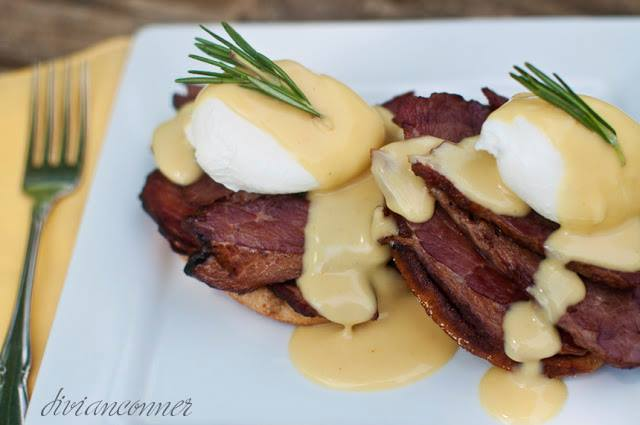 Top O' The Mornin' with Our Irish Eggs Benedict